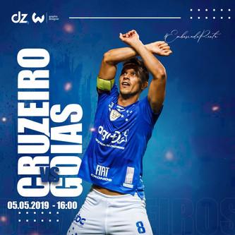 Pré-jogo: Cruzeiro x Goiás