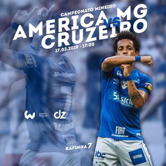 Pré-jogo: América x Cruzeiro