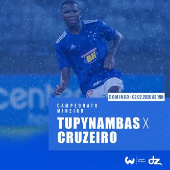 Pré-jogo: Tupynambás x Cruzeiro