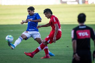 CRB 1x1 Cruzeiro: Eliminação celeste da Copa do Brasil