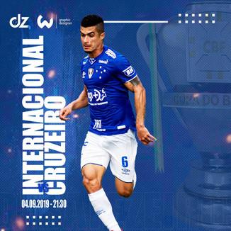 Pré-jogo: Internacional x Cruzeiro