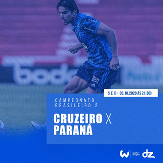 Pré-jogo: Cruzeiro x Paraná