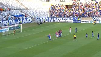 Villa Nova 1x2 Cruzeiro: Começamos bem. Robinho, melhor ainda.