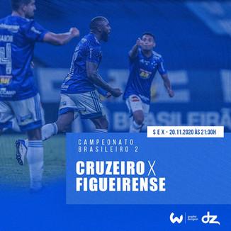 Pré-jogo: Cruzeiro x Figueirense