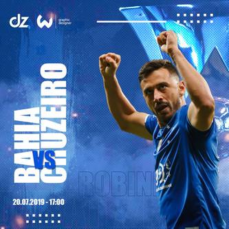 Pré-jogo: Bahia x Cruzeiro