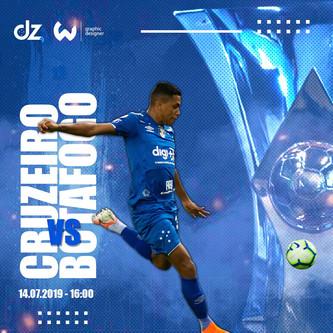 Pré-jogo: Cruzeiro x Botafogo