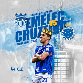 Pré-jogo: Emelec x Cruzeiro
