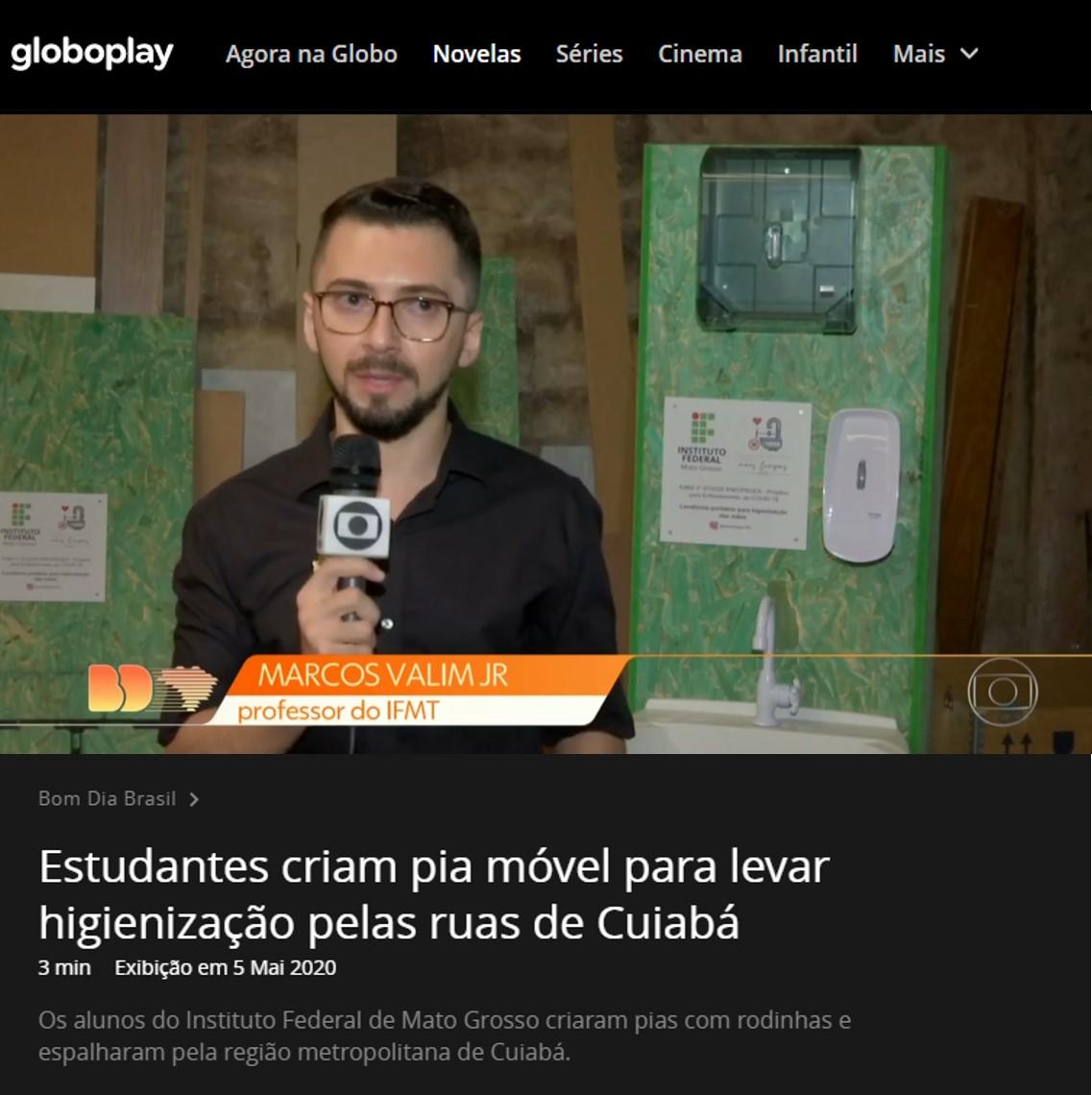 Reportagem GLOBO