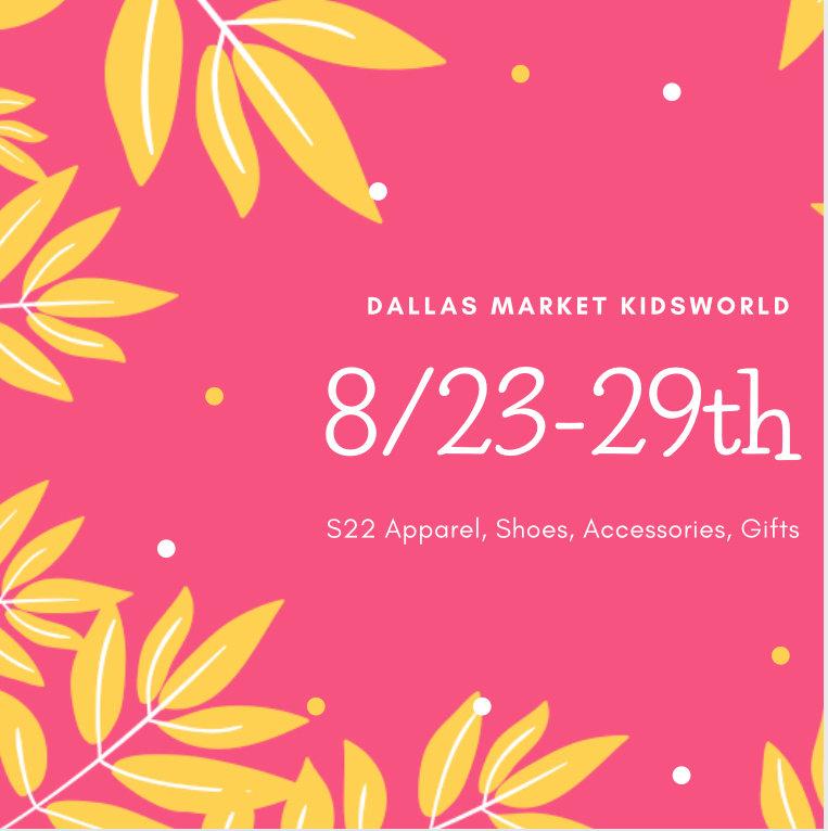 August Market Kidsworld
