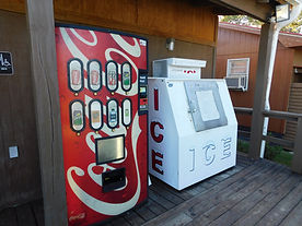 Soda and Ice machine
