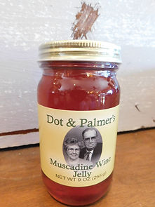 Muscadine Wine Jelly