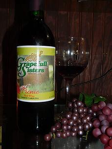 Picnic Red Wine