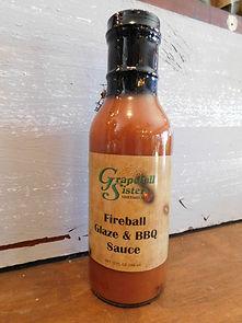 Fireball Glaze & BBQ Sauce