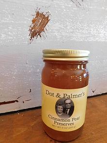 Cinnamon Pear Preserves