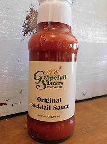 Original Cocktail Sauce