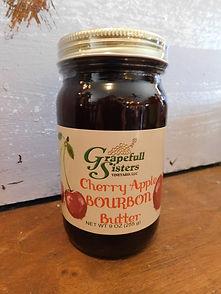 Cherry Apple Bourbon Butter