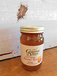 Carolina Sweet Tea Jam