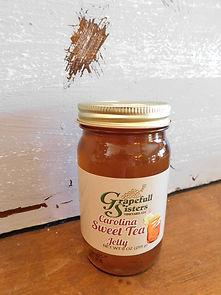 Carolina Sweet Tea Jam