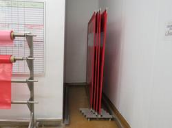 Cultro FastWall™  nesting storage