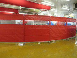 Cultro FastWall™ Red, with vision panel