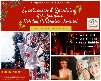 Sparkling Entertainment for your Holiday