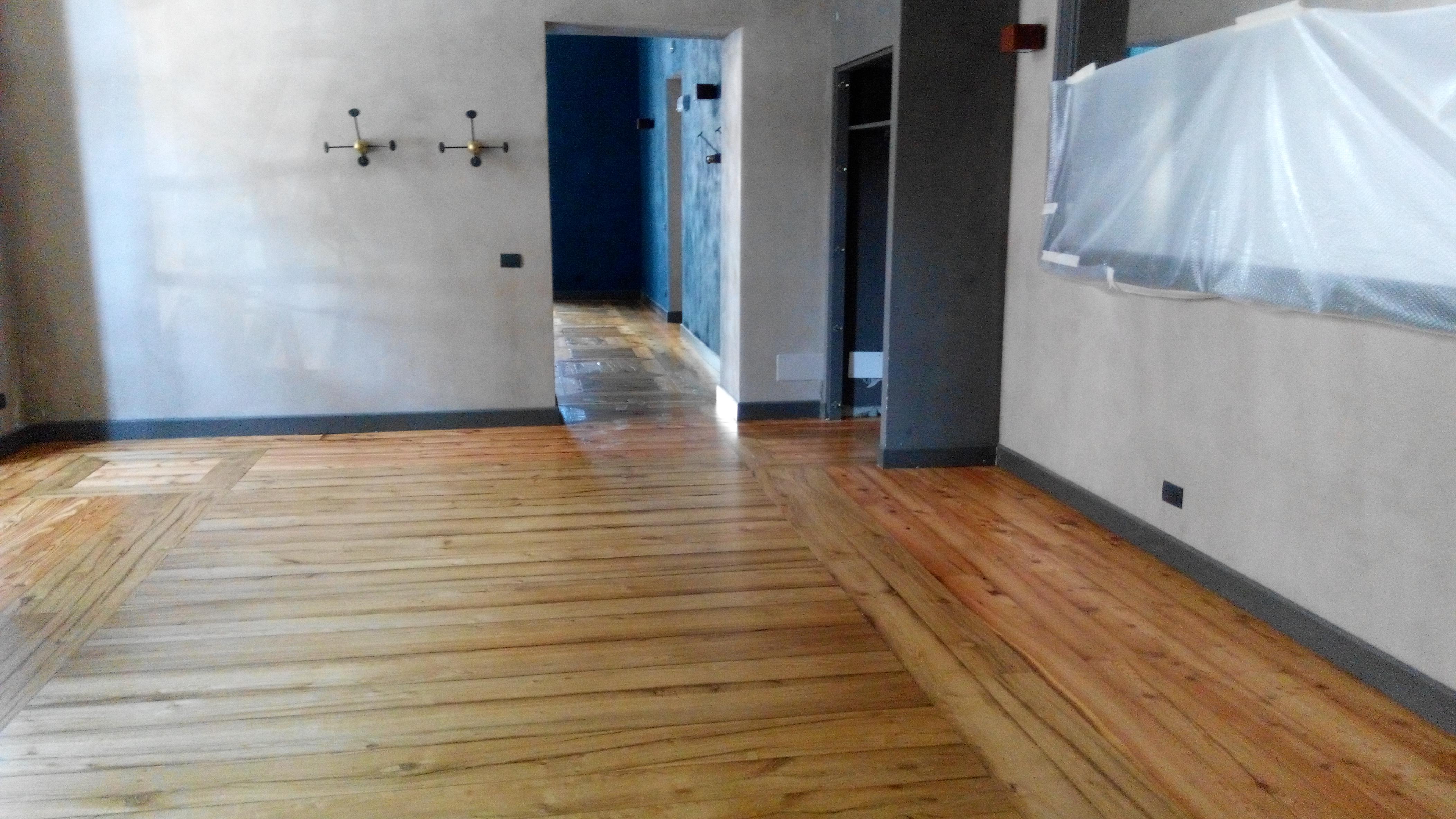 099 Pavimento verniciato H2O - ristorant