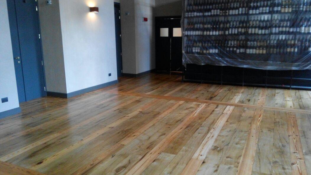 098 Pavimento verniciato H2O - ristorant