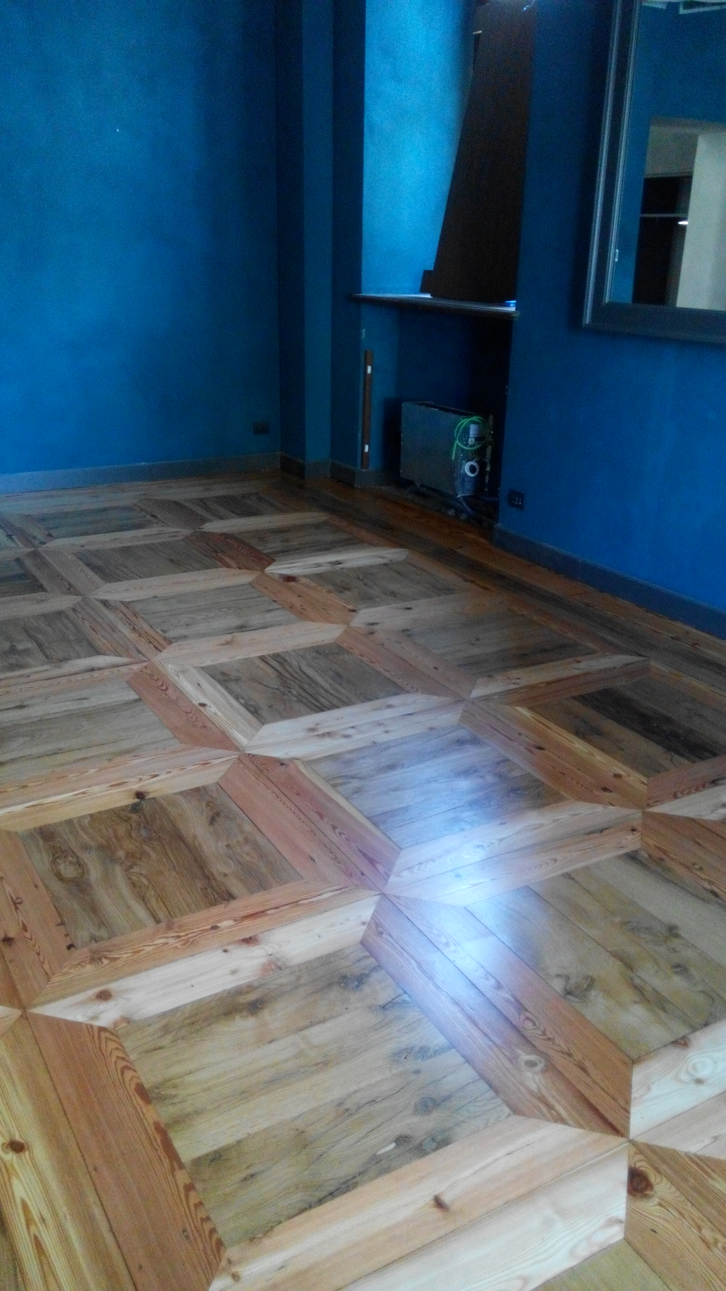 100 Pavimento verniciato H2O - ristorant
