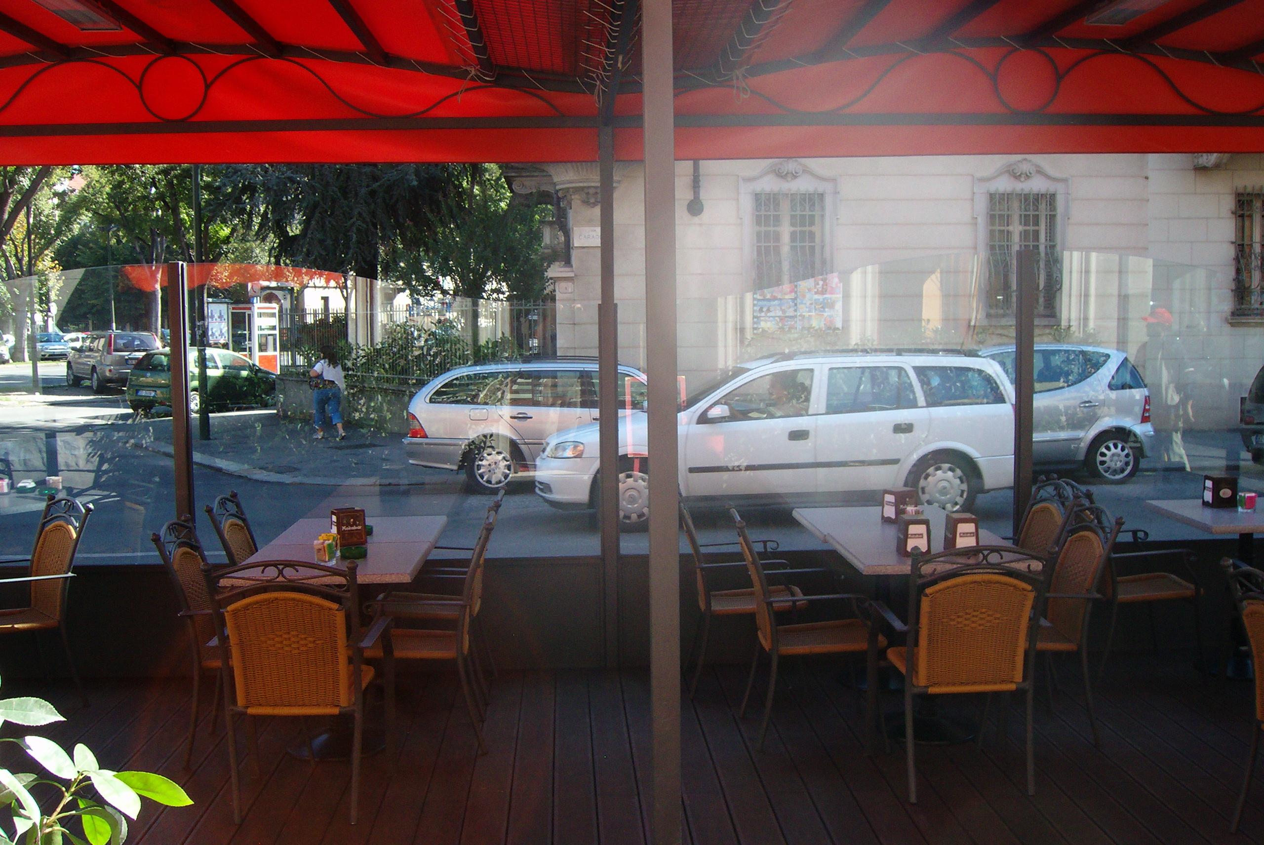 031 Merbau esterni - Dehors bar