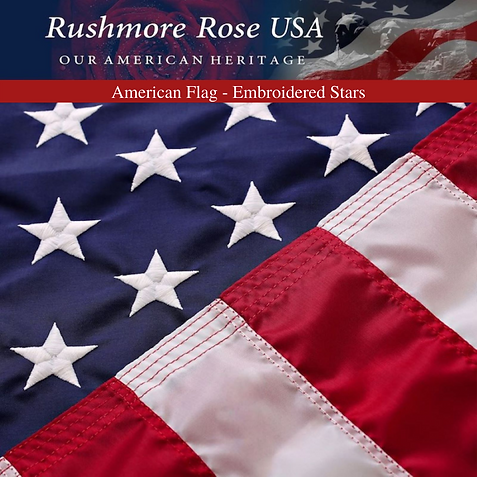 American Flag - Embroidered Stars.png