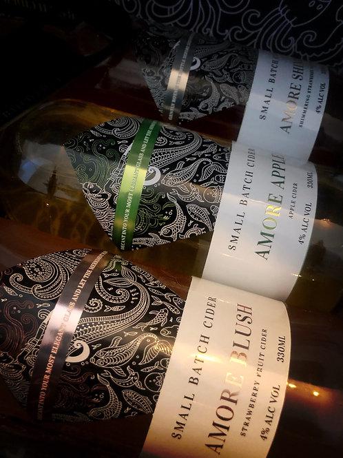 Trio of Cider