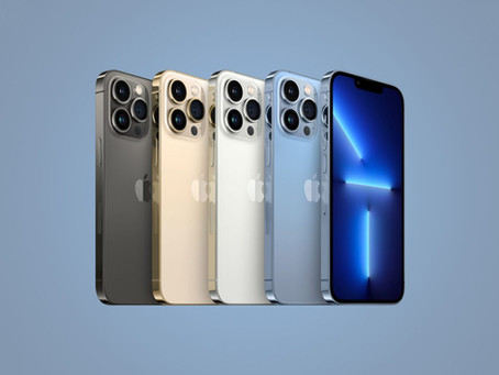 Conoce el nuevo iPhone 13 Pro, aquí.