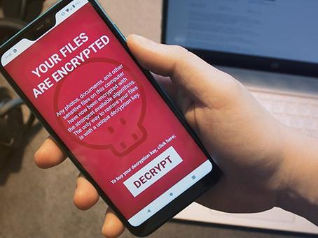 ¿Ransomware en tu celular? Aquí te decimos qué es y cómo funciona.