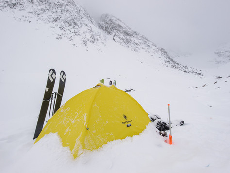 How to prepare your day in the mountains 2 - preparing your stuff