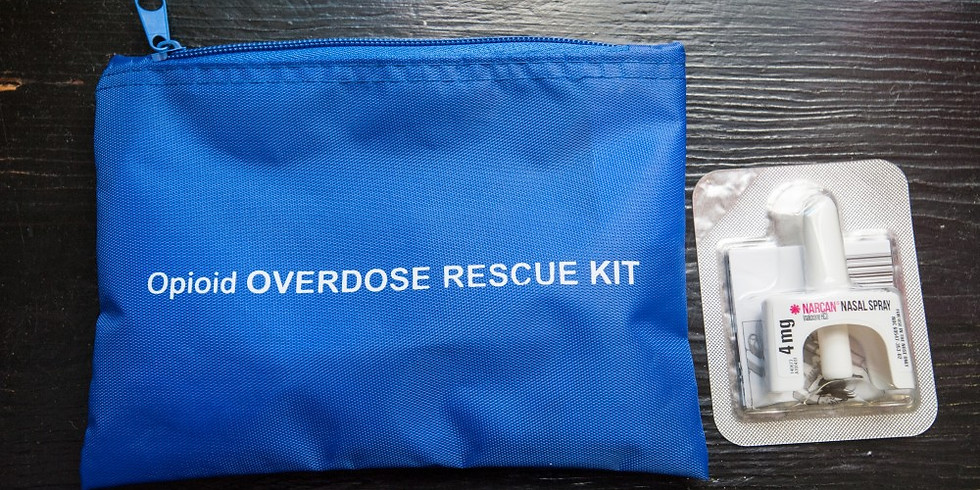 Overdose Awareness & Reversal Training for Sober Housing Managers