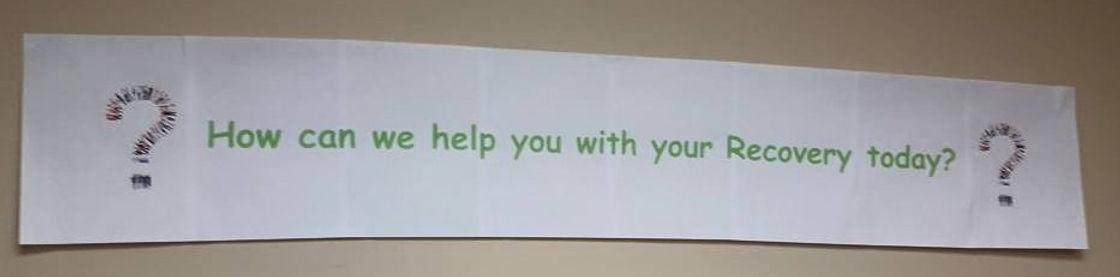PEER Wellness Center Banner