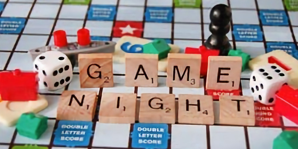 Saturday Night Game Night @PEER