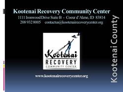 Kootenai County RCC
