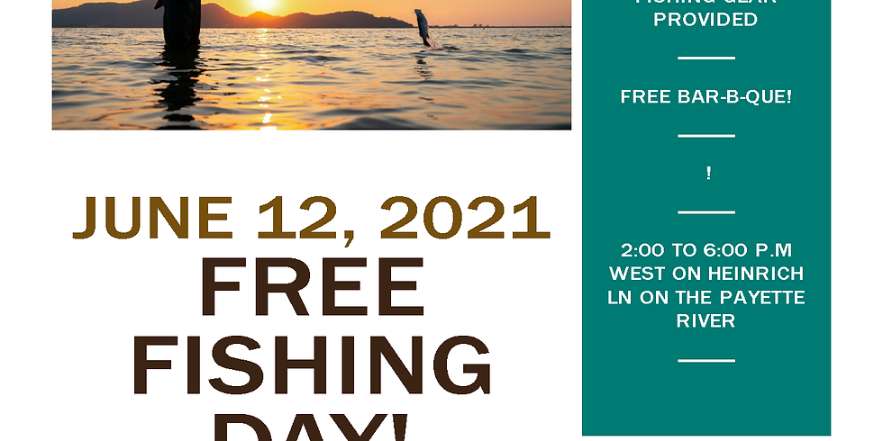 Free Fishing Day with The ROC!