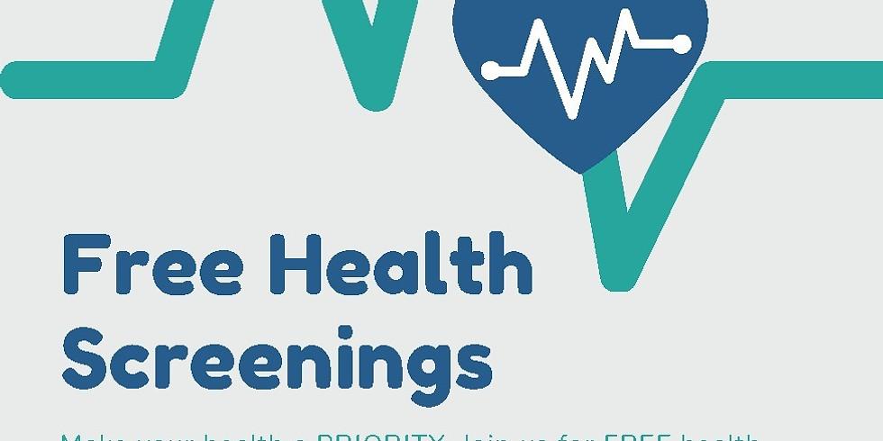 Free Health Screenings at The ROC