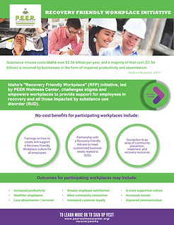 PWC Recovery Friendly Workplace One Page