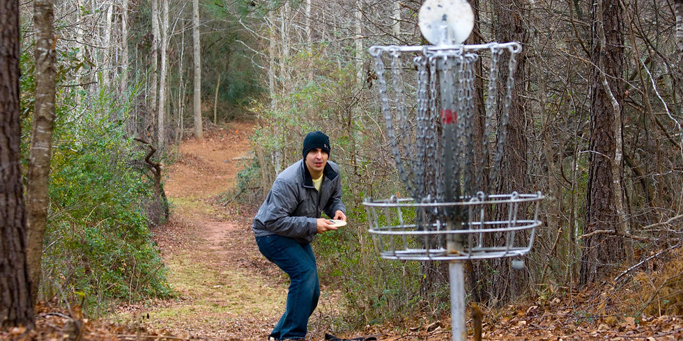 Frisbee Golf with The ROC!