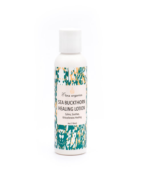Sea Buckthorn Healing Lotion (4 oz & .5 oz)