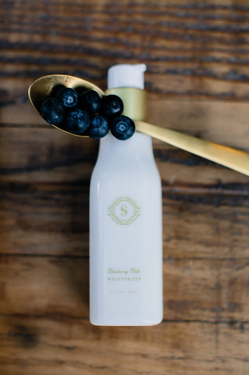 Blueberry Milk Moisturizer (3 fl. oz.)