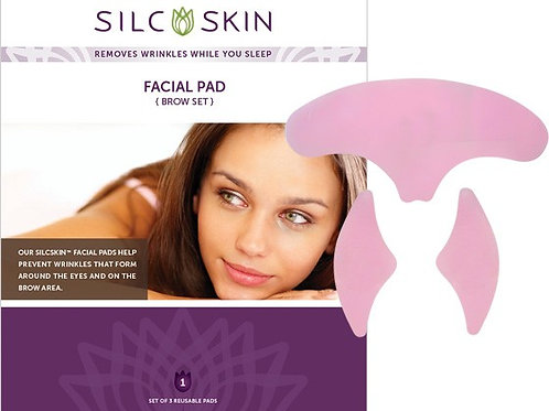 SilcSkin Brow and Crows Feet Pads