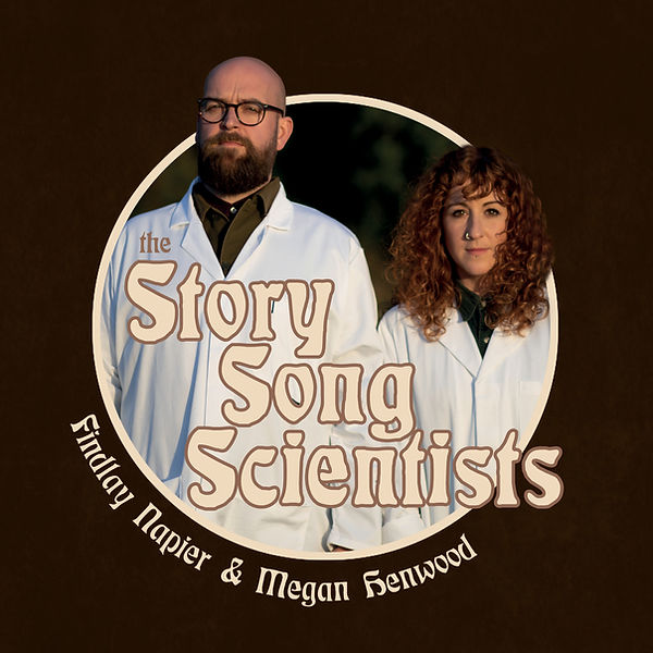 Story Song Scientist EP Cover