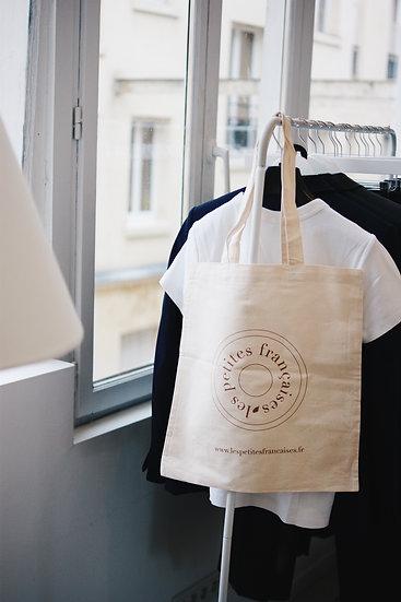 Tote Bag - Les Petites Françaises - Tasses gourmandes Made In France