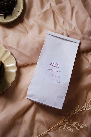 Poudre de tasses Cannelle | Amandes - 500g