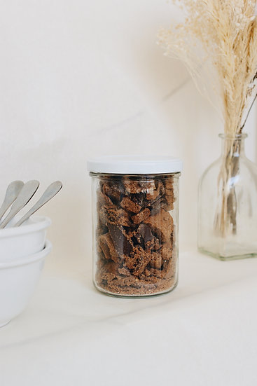 Éclats de Tasses Cacao Noisettes - Les Petites Françaises - Tasses gourmandes Made In France
