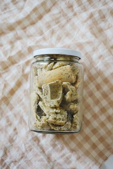 Biscuits apéritif au Romarin